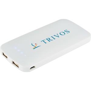PB-4000 Zippy Slim powerbank, fehér