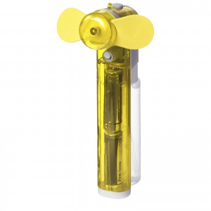 Fiji zsebventilátor, sárga