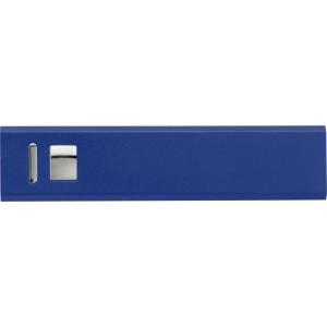 Powerbank 2600mAh, kék
