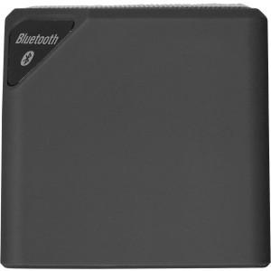 Bluetooth (r) hangszóró, műanyag, fekete